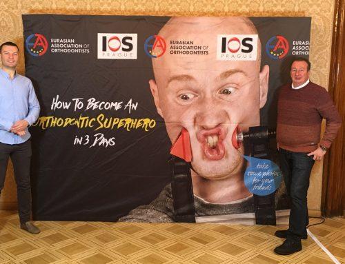 Dr. Kocsis András és Dr. Varga Csaba részt vettek a 18. Nemzetközi Fogszabályozási Konferencián