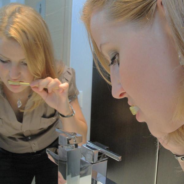 Professzionális szájhigiénia