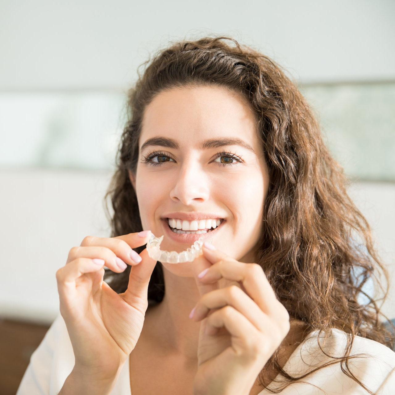 CA® CLEAR ALIGNER kezelés